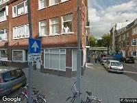 112 melding Ambulance naar Bonaventurastraat in Rotterdam