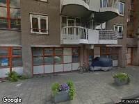 Politie naar Spaarndammerstraat in Amsterdam vanwege vechtpartij