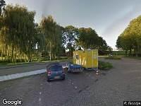 112 melding Brandweer naar Meidoornlaan in Vianen vanwege gebouwbrand