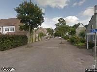 112 melding Ambulance naar Achterste Havervelden in Breda