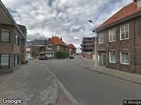 112 melding Ambulance naar Walstraat in Terneuzen