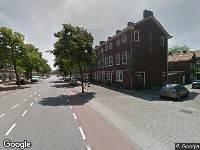 Ambulance naar Stalpaert van der Wieleweg in Delft