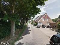 Ambulance naar Pruimendijk in Ridderkerk