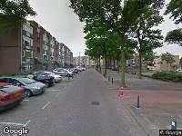 112 melding Ambulance naar Boerschaplaan in Rotterdam