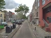 112 melding Brandweer naar Raam in Gouda vanwege brand
