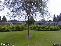 Ambulance naar Jurriaandonk in Roosendaal