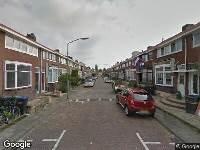 112 melding Ambulance naar Floresstraat in Dordrecht