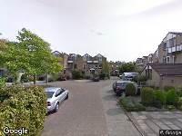 112 melding Ambulance naar Albrechtsveld in Gouda