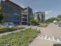 112 melding Ambulance naar Saturnusstraat in Zwijndrecht