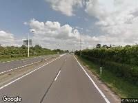 Traumahelikopter naar Randweg Zuid in Nederweert vanwege ongeval met letsel