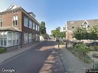 Ambulance naar Dorpsstraat in Assendelft