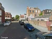 Ambulance naar Kalishoek in Breda