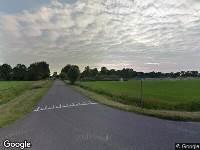 112 melding Ambulance naar Eikenheuvelweg in Uden