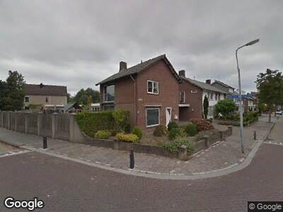 Ambulance naar Hoogepat in Veldhoven