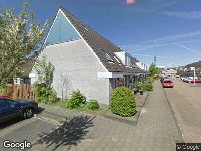 Ambulance naar Sleedoornhof in Papendrecht