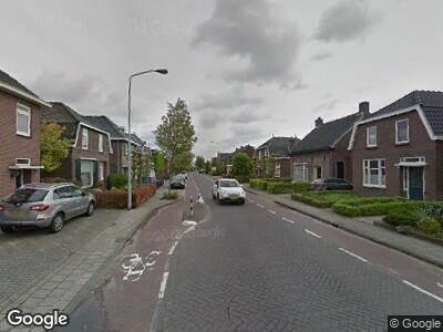 Ambulance naar Heuvelstraat in Veldhoven