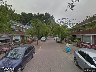 Ambulance naar Kerkweg in Ridderkerk