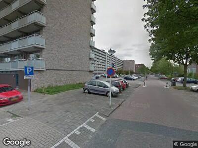 Ambulance naar Constantijn Huygenslaan in Papendrecht