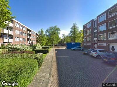 Traumahelikopter naar Naardermeerstraat in Amsterdam
