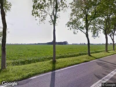 Traumahelikopter naar Leemringweg in Marknesse
