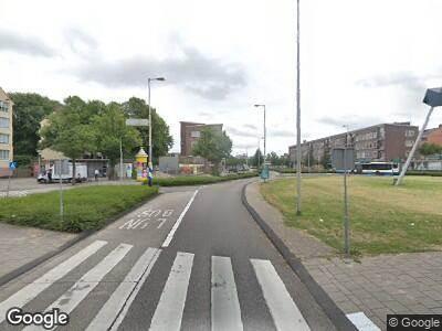 Ambulance naar Johan Huizingalaan in Amsterdam