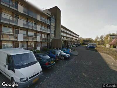 Ambulance naar Hendrik Breitnerstraat in Papendrecht