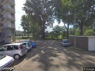 Ambulance naar Langswater in Amsterdam
