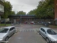 112 melding Ambulance naar Wieldrechtstraat in Rotterdam