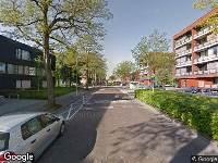 112 melding Brandweer naar Johannes Buijslaan in Eindhoven vanwege brand