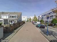 112 melding Ambulance naar Kopermolen in Maassluis
