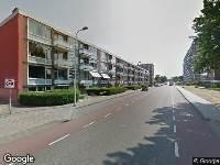 Ambulance naar Orionweg in IJmuiden