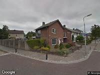 112 melding Ambulance naar Hoogepat in Veldhoven
