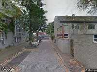 Brandweer naar Riethorsterstraat in Arnhem
