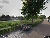 112 melding Ambulance naar Boschmeersingel in 's-Hertogenbosch