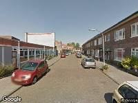 112 melding Brandweer naar Noormannenstraat in Haarlem vanwege brand