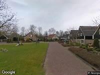 112 melding Ambulance naar Melkdistel in Middenmeer