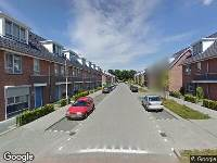 112 melding Ambulance naar Televisiestraat in Roosendaal