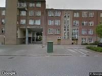 Ambulance naar Schollevaartse Dreef in Rotterdam