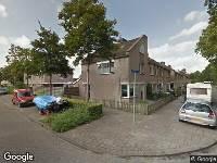 112 melding Ambulance naar Sleutelbloem in Breda