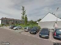 112 melding Ambulance naar Zuiderkruisstraat in Zwijndrecht