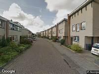 112 melding Ambulance naar De Overtoom in Alkmaar