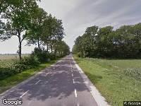 112 melding Politie naar Vliegtuigweg in Ens vanwege ongeval met letsel