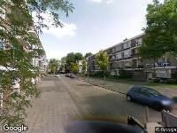 112 melding Ambulance naar Ruigenhoek in Rotterdam