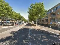 112 melding Politie naar Europalaan in Alphen aan den Rijn vanwege ongeval met letsel