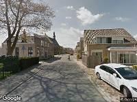 112 melding Politie naar Dorpsstraat in Molenaarsgraaf vanwege overval