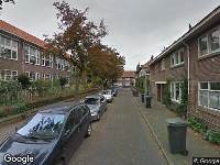 112 melding Ambulance naar Geraniumstraat in Eindhoven