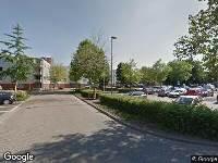112 melding Ambulance naar Botermarkt in Uden