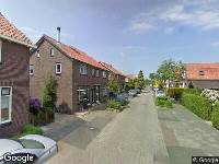 Ambulance naar Oosterstraat in Krimpen aan den IJssel