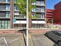 112 melding Ambulance naar Dollardplein in Amsterdam