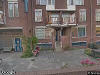 112 melding Ambulance naar Reinwardtstraat in Amsterdam